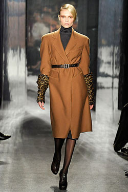 Donna Karan Fall 2009 Collection