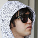 Peter Wentz in Lanvin Sunglasses