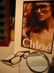 Chloe Eyeglasses and Chloe Sunglasses