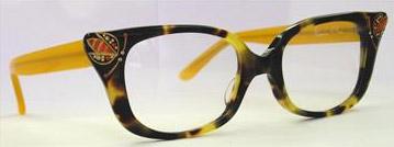 Francis Klein Risk Eyeglasses