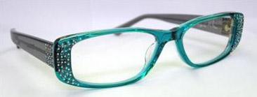 Francis Klein Tub Eyeglass Frames