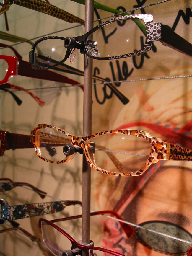 Lafont Couture-Inspired Eyewear in Animal Prints