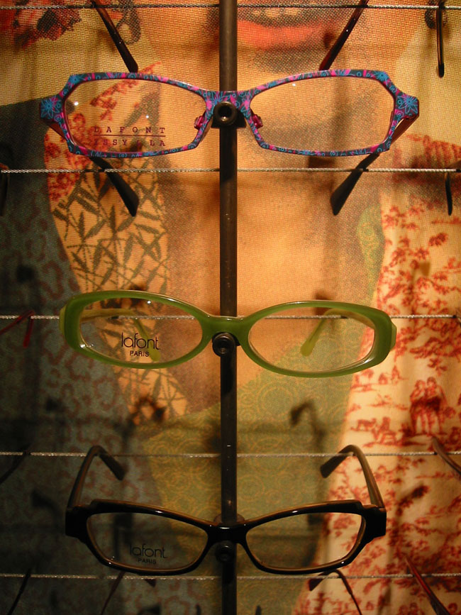 Lafont ISSY & LA and Lafont Paris Eyewear Frames