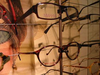 Lafont Issy & LA 2010 Eyewear