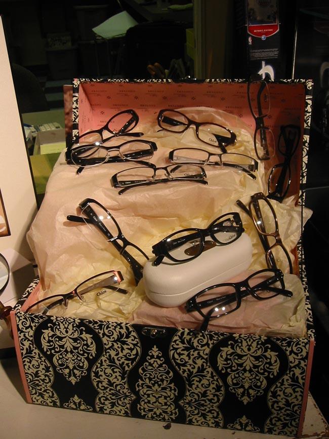 More Chloe Eyeglass Frames