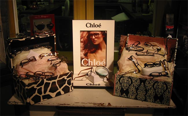 Chloe Eyewear Collection from Urban Optiques Vision & Eyewear Northville MI