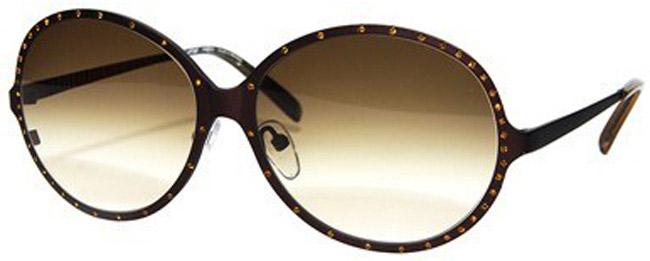 Lafont Brazil Sunglasses Brown
