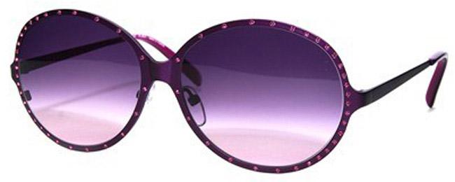 Lafont Brazil Sunglasses Purple