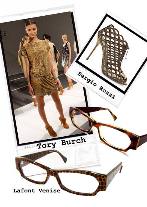 Lafont Venise With Tory Burch Spring 2010 Collection