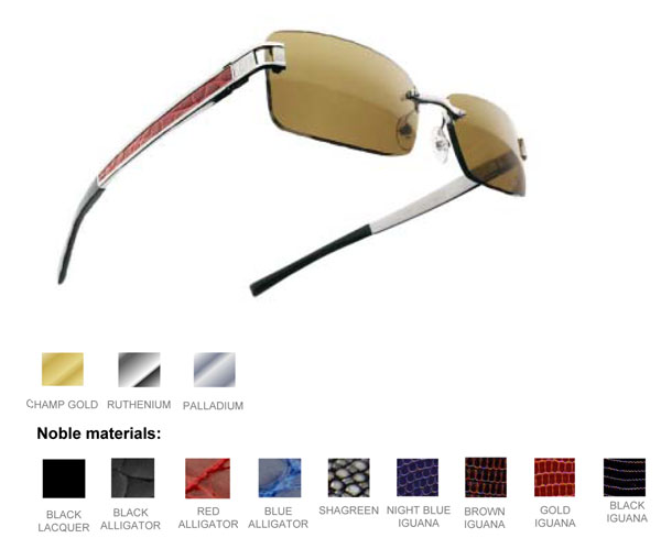 FRED Hawai Sunglasses