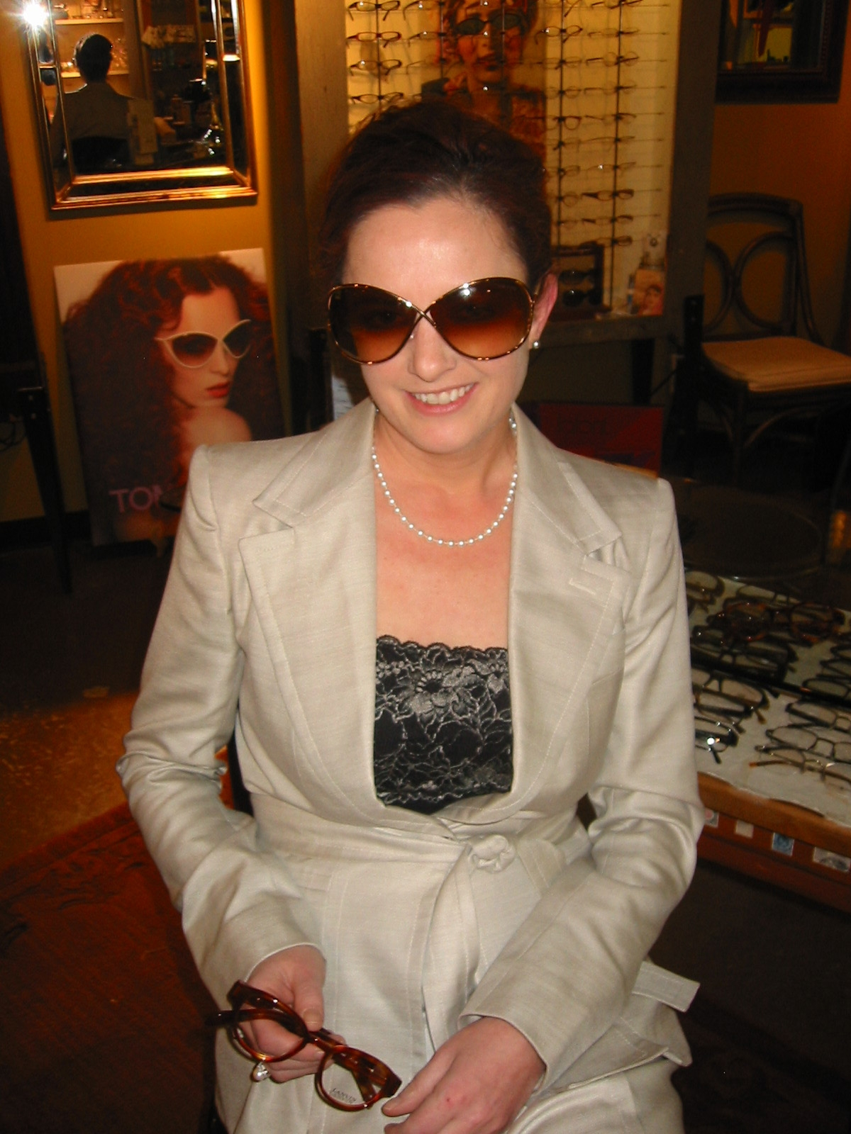 Dr. Michelle Calder Cardwell O.D. - Urban Optiques Vision & Couture Eyewear