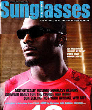 Sunglassess Magazine March-April 2010