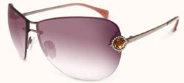 Badgley Mischka Lola Sunglasses