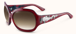 Badgley Mischka Corset Sunglasses