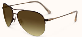 Badgley Mischka Perry Aviator Sunglasses