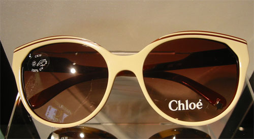Chloé Paris Designer Sunglasses