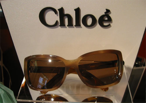 Chloé Sunglasses in Brown
