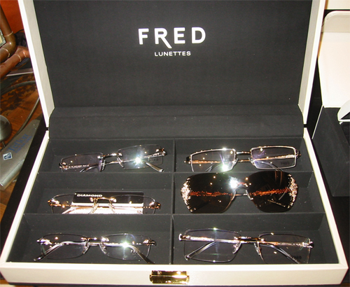 Fred Prestige Collection Lunettes and Sunglasses