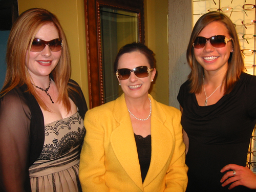 The Women of Urban Optiques