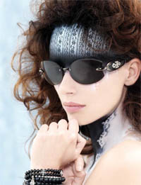 Loree Rodkin Couture Eyewear