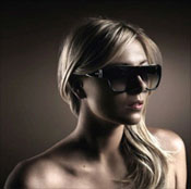 Maria Sharapova for TAG Heuer Eyewear and Sunglasses