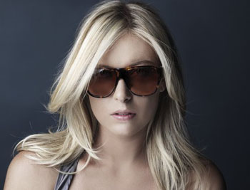 Maria Sharapova TAG Heuer Eyewear for Women