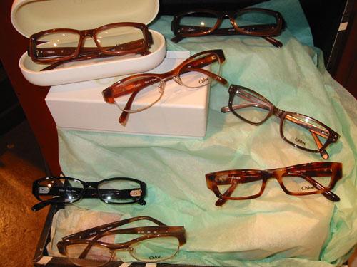 New Chloé Eyeglasses at Urban Optiques