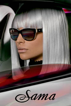 SAMA Couture Eyewear and Sunglass Collection