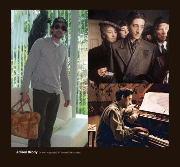 Adrien Brody in Sama Eyewear