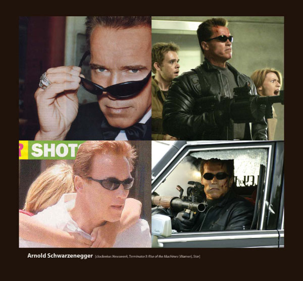 Terminator 2 Sunglasses  who s wearing sama eyewear