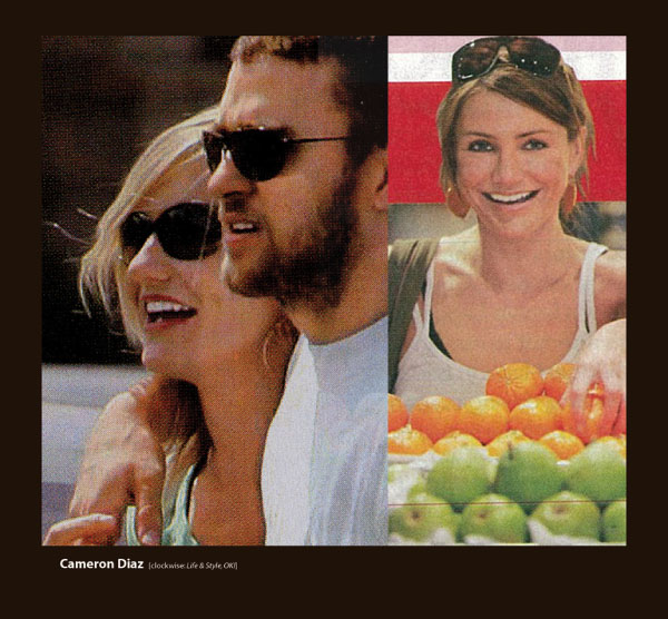 Cameron Diaz Sunglasses by Sama Couture Eyewear