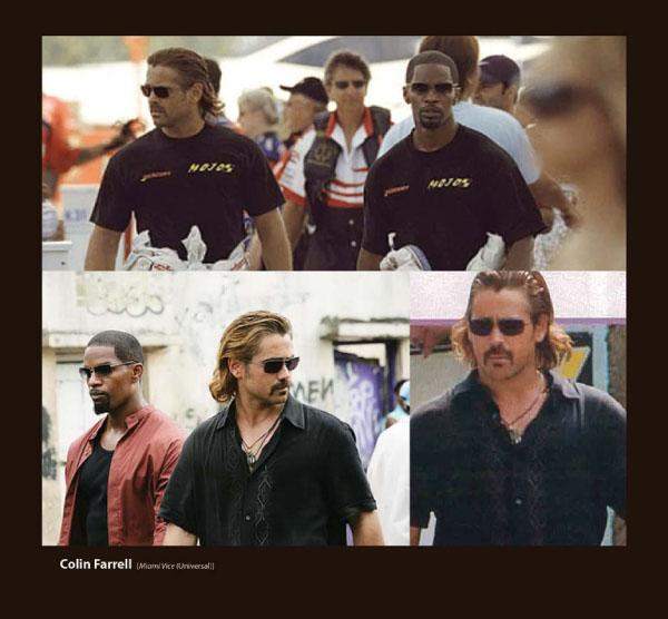 Colin Ferrell Sunglasses from Miami Vice by Sama