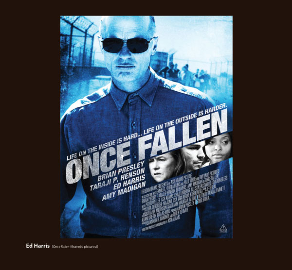Sama Sunglasses Featured in Once Fallen
