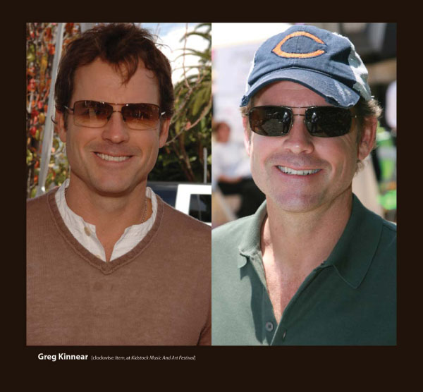 Greg Kinnear in Sama Sunglasses