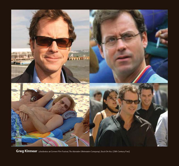 Greg Kinnear in Sama Sunglasses in