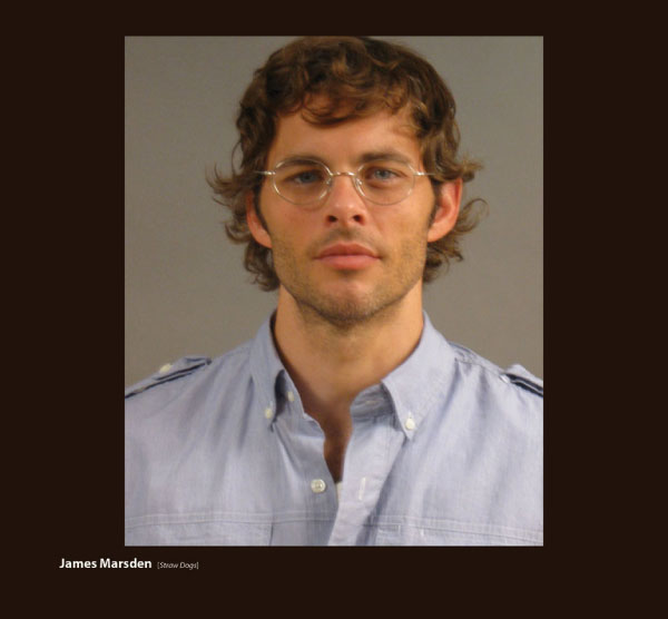 James Marsden in Eyeglasses by Sama