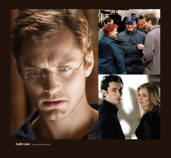 Jude Law in Sama Eyeglasses