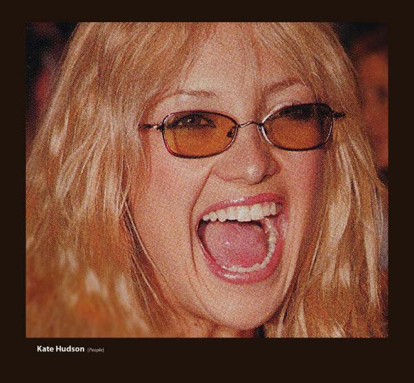Kate Hudson in Sama Eyeglasses