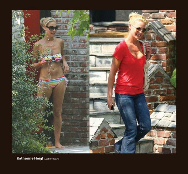 Katherine Heigle Spotted Again in Sama Sunglasses