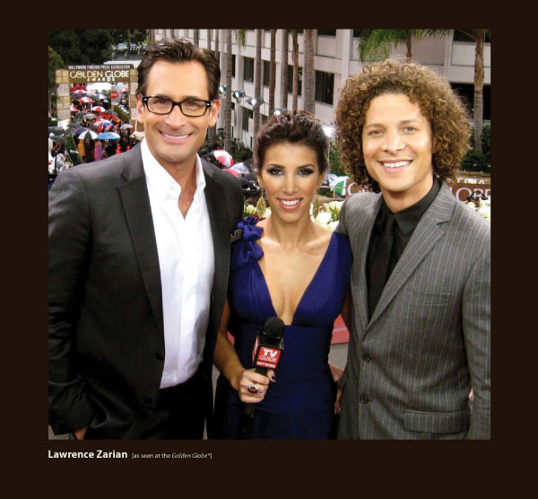 Lawrence Zarian in Sama Eyeglasses