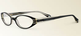 Loree Rodkin Demi Eyeglasses
