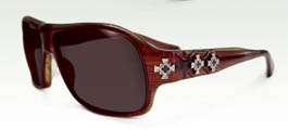 Loree Rodkin Sienna Sunglasses