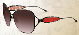 Sama Beset Aviator Sunglasses