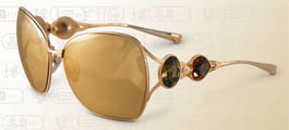 Sama Heart of Gold Special Edition Sunglasses