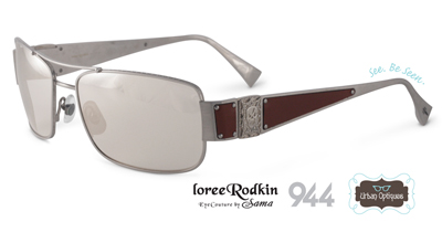 Loree Rodkin Special Edition Hunter Sunglasses for 944 Detroit Swag Giveaway
