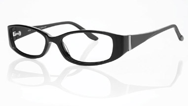 Modo ECO 1032 Eyeglasses in Black