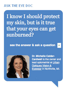 Ask the Eye Doc Q&A from VSP EnVision Newsletter