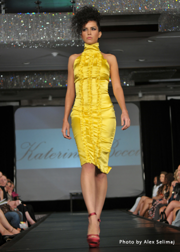 Evening Wear by Katerina Bocci Designs