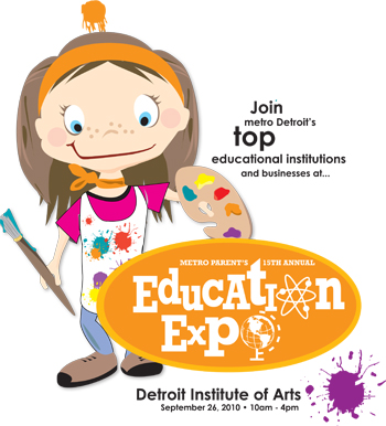 Metro Parent Magazine Education Expo at the DIA