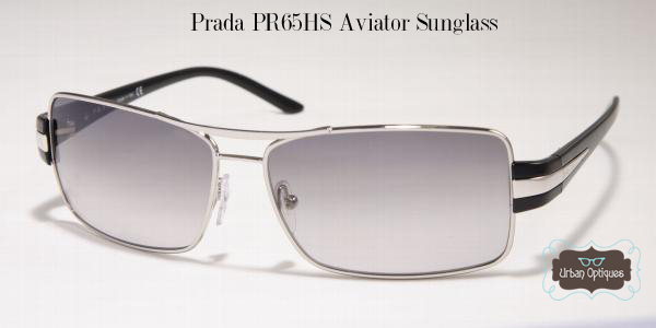 Prada PR 65HS Aviator Sunglasses